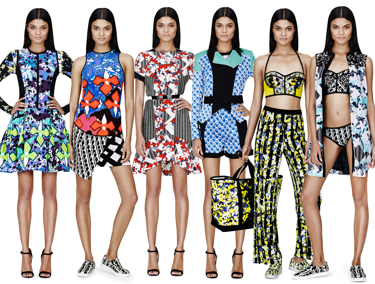 Peter Pilotto For Target forecasting