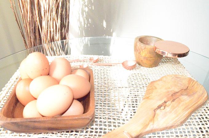 Heirloom Tomato, Basil, Mozzarella + Prosciutto Frittata | StyleChile-3