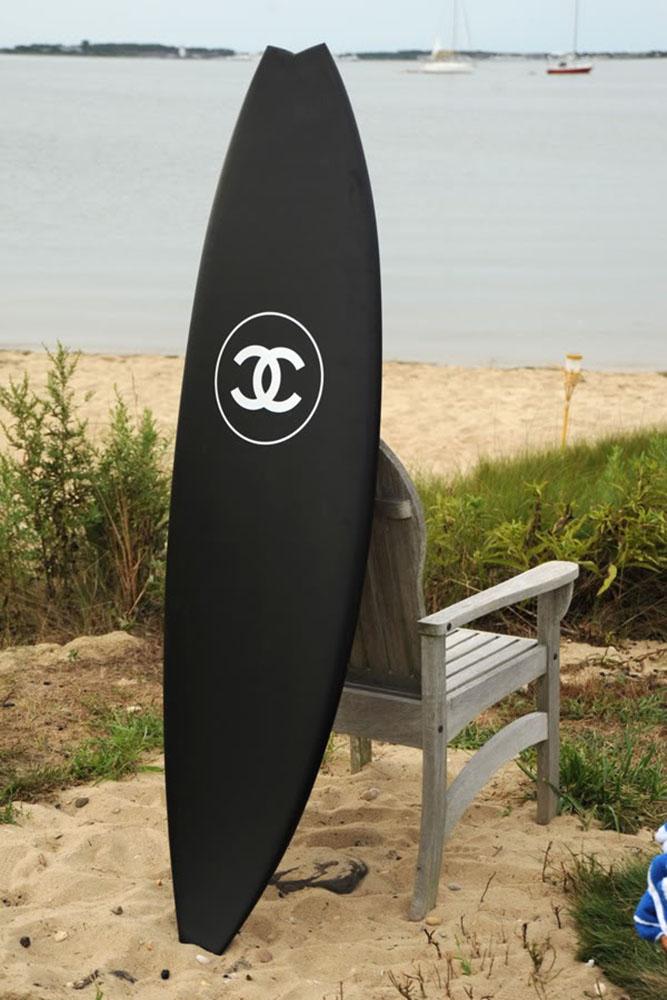 Chanel-Surfboard | StyleChile