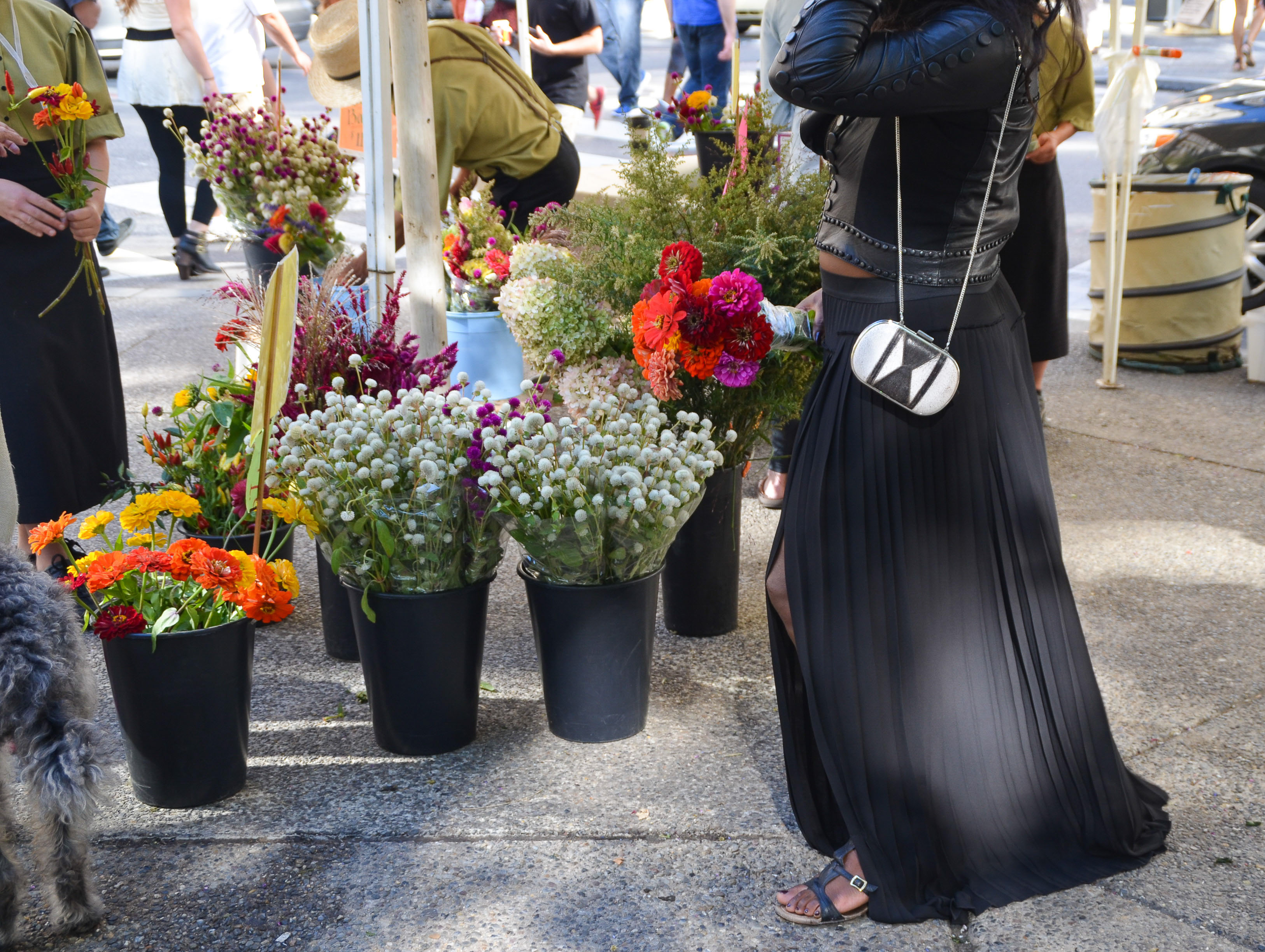 Amish Farmer's Market - Rittenhouse Square | StyleChile | Life, Styled