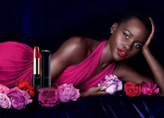 Lancome Ad + Lupita Nyongo