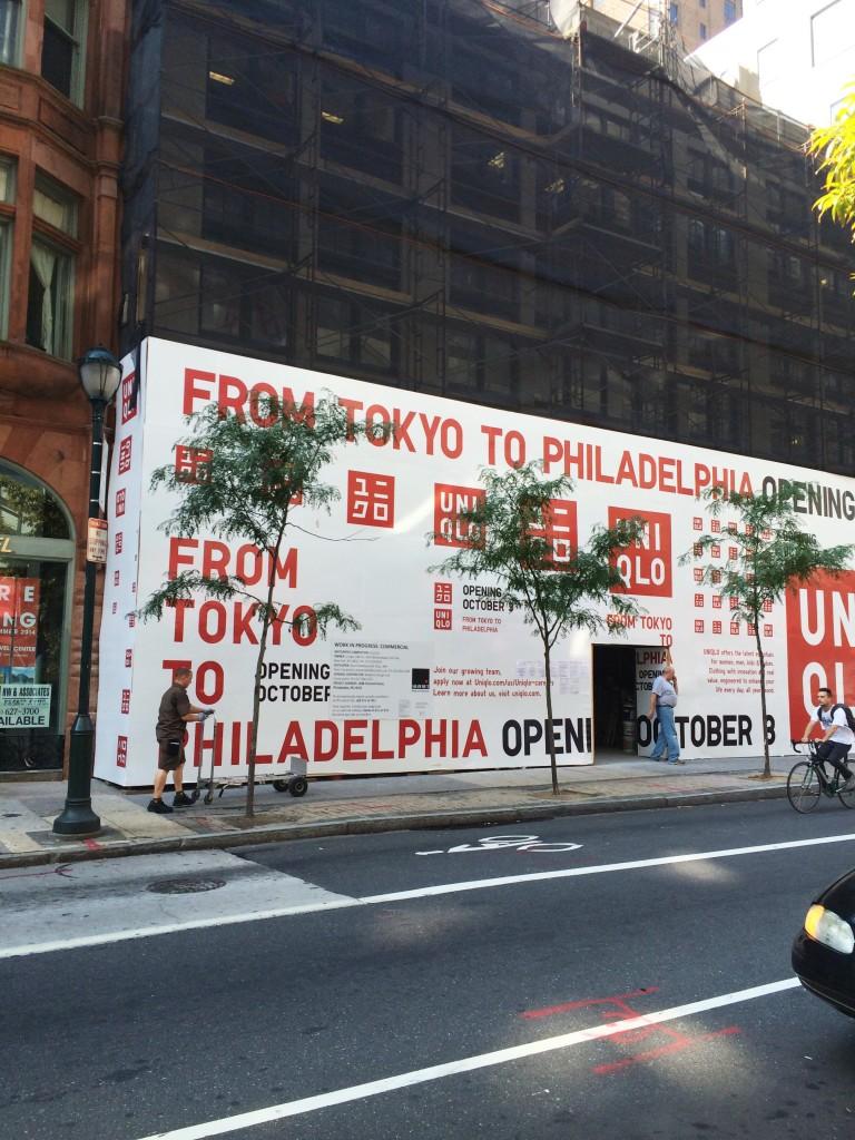 Uniqlo + Philadelphia | StyleChile