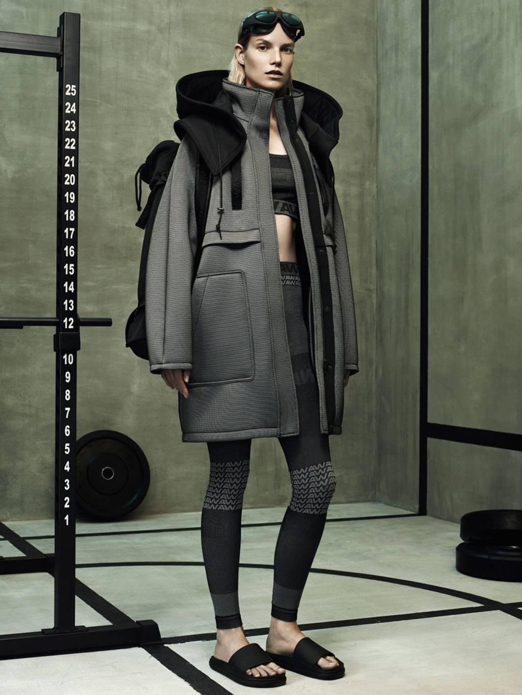 Alexander Wang + H&M  |  StyleChile1