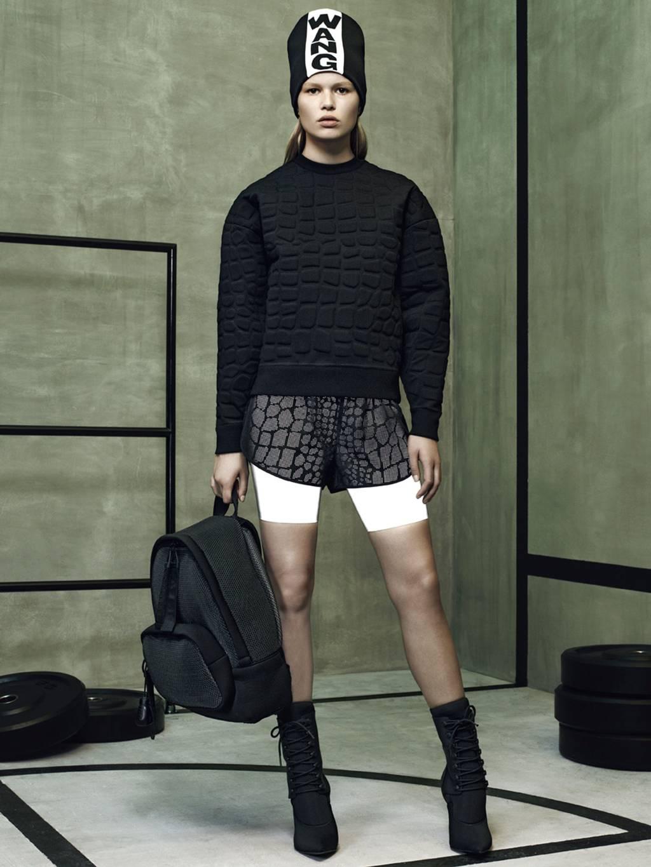 Alexander Wang + H&M  |  StyleChile