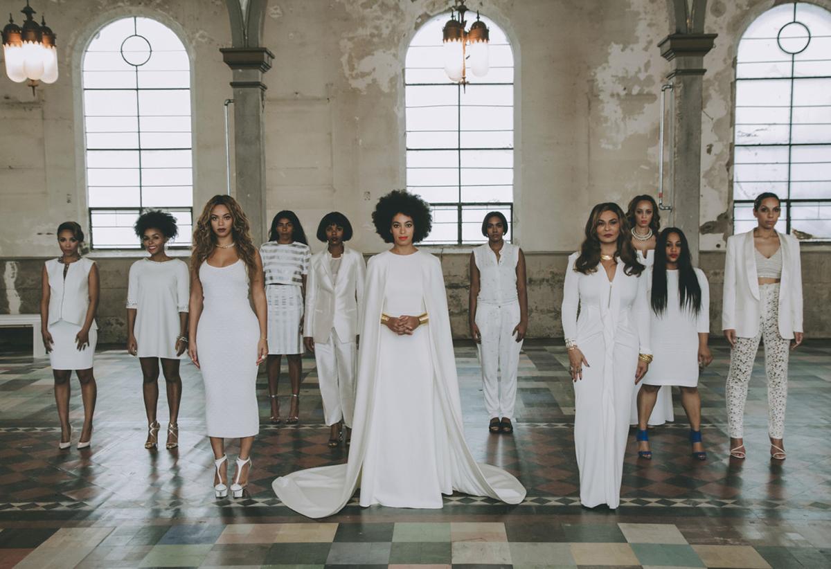 Solange Wedding | StyleChile
