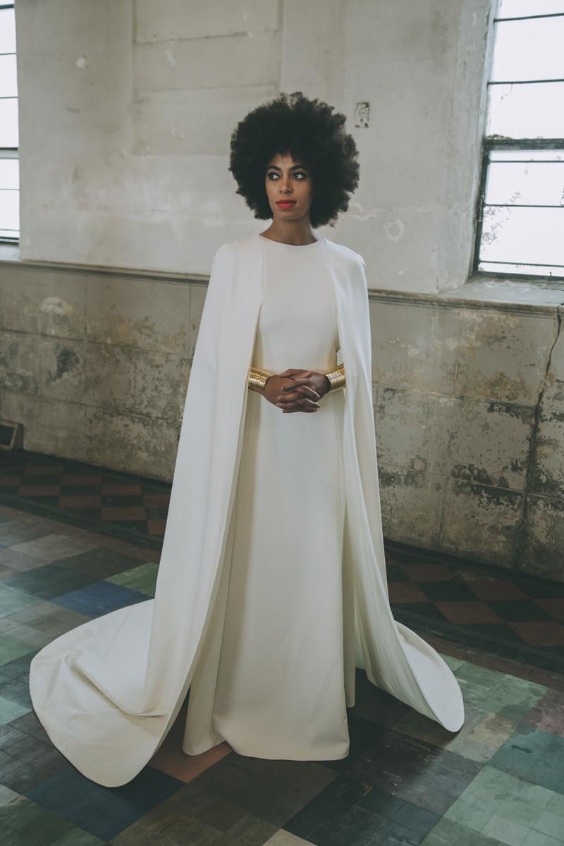 Solange Wedding | StyleChile2