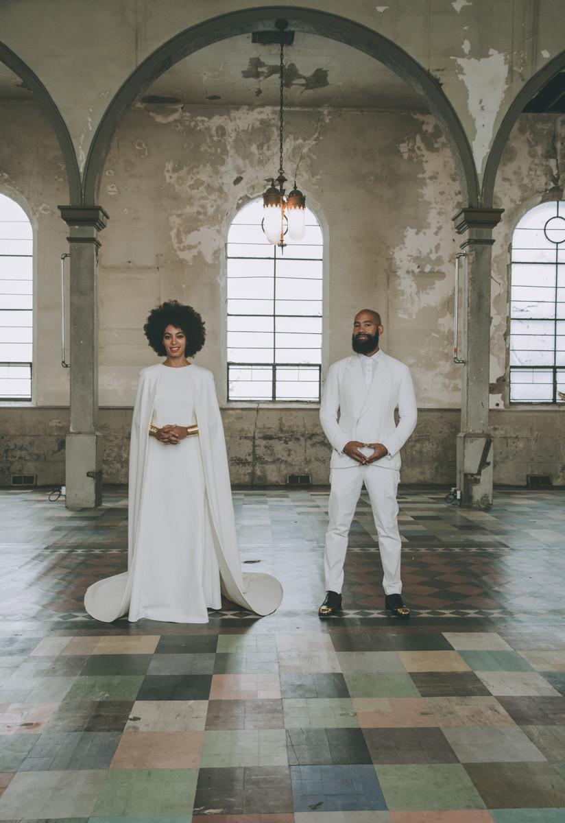 Solange Wedding | StyleChile4