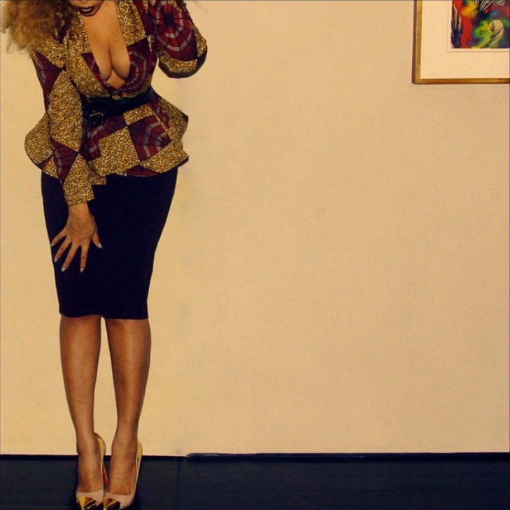 Beyonce + African Print | StyleChile