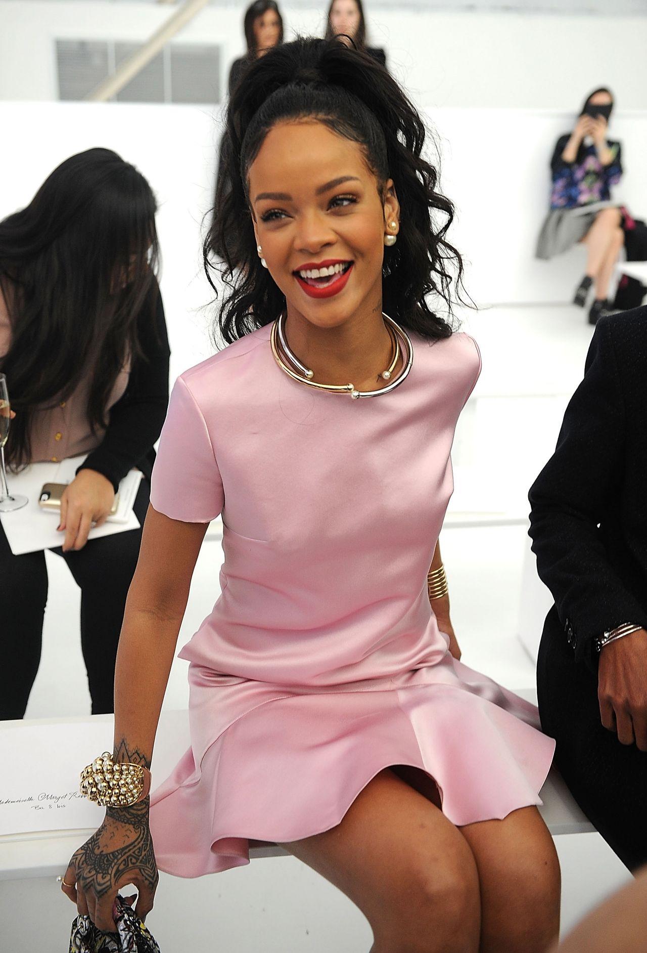 Rihanna + Dior | StyleChile1