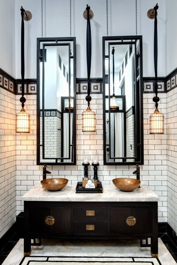 Bathroom InspirationIII | StyleChile