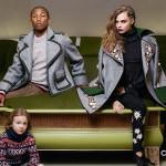 Pharrell + Cara + Chanel | StyleChile