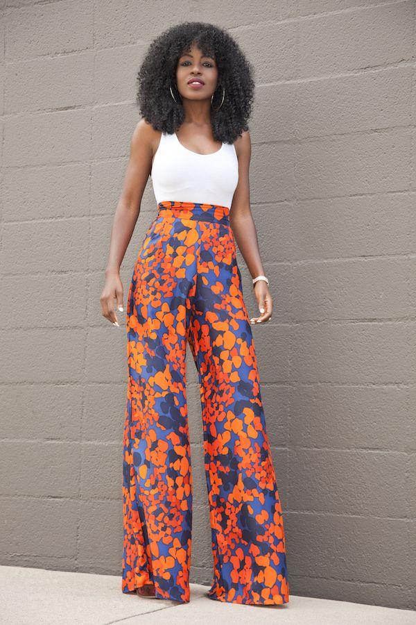 StyleChile | Weekend Inspiration - Folake Huntoon