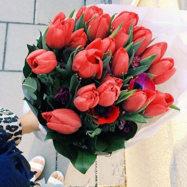 StyleChile | Weekend Inspiration - Tulips