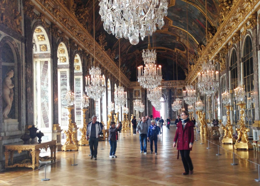 Versailles | Hall of Mirrors | StyleChile