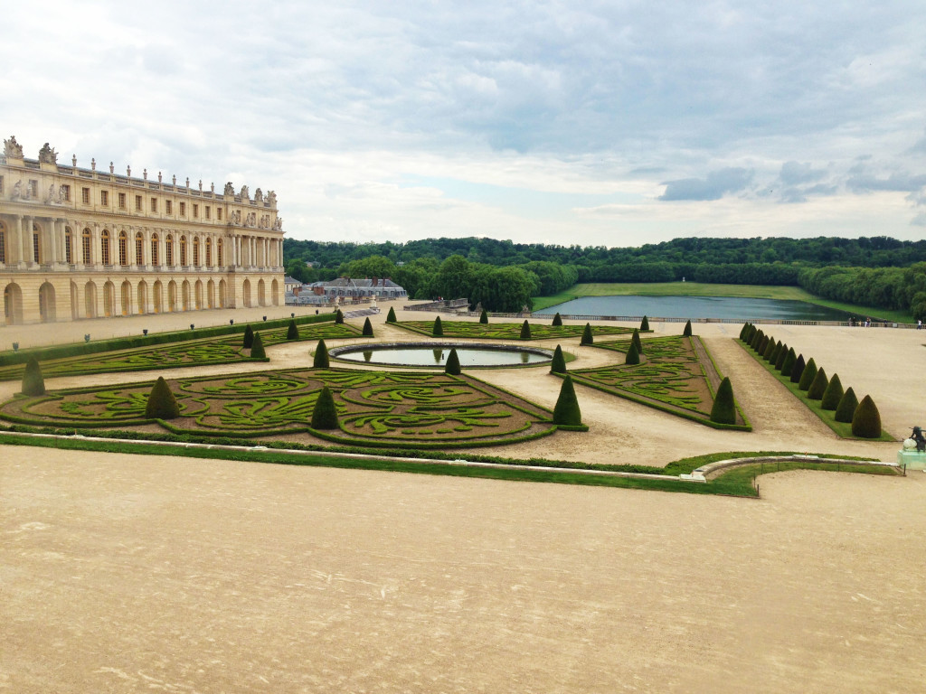 Versailles | Palace Gardens| StyleChile