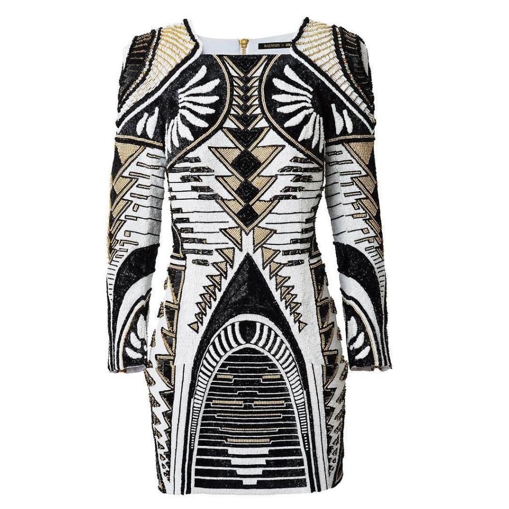 Balmain + H&M | StyleChile 1