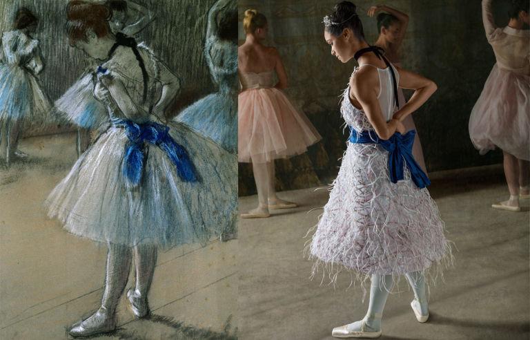 Misty Copeland + Degas | StyleChile 2