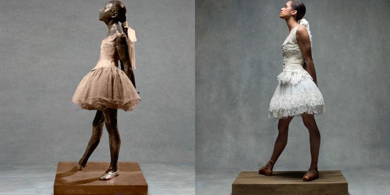 Misty Copeland + Degas | StyleChile 3