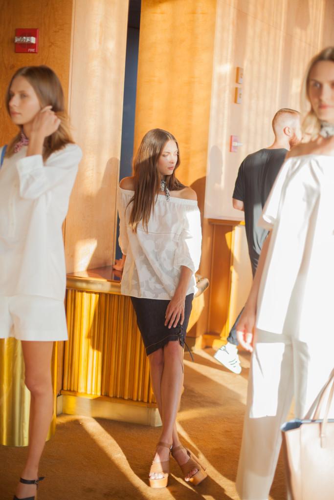 StyleChile | Blue Les Copains SS16 | 27