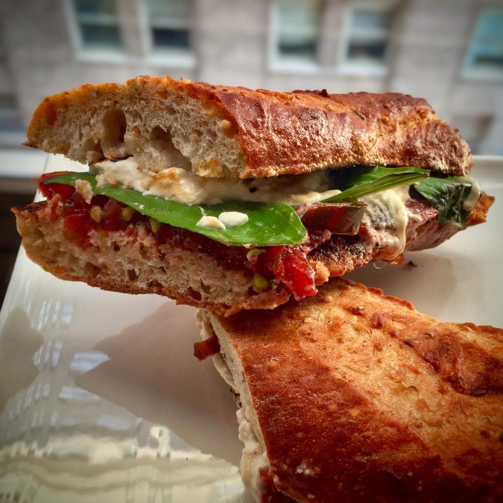 StyleChile | Tomato Sandwich