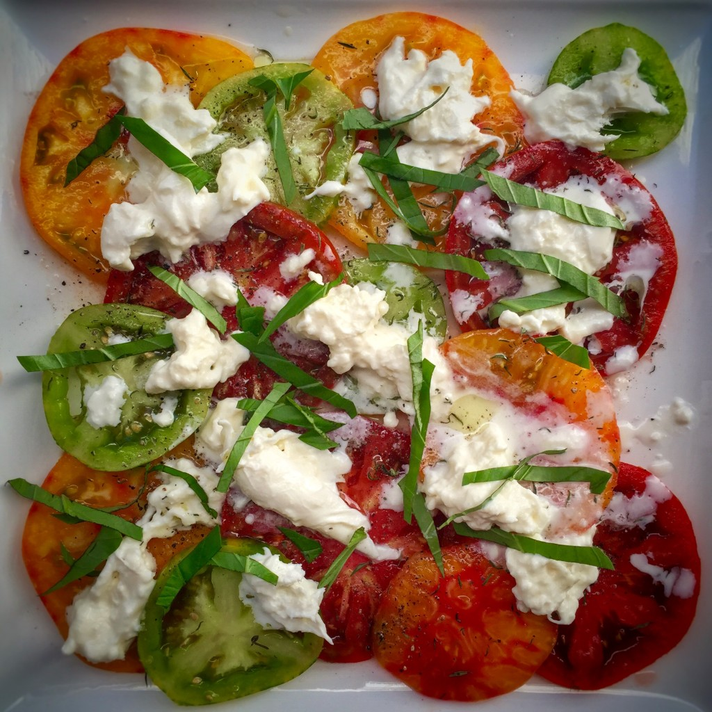 StyleChile | Tomato Stoplight